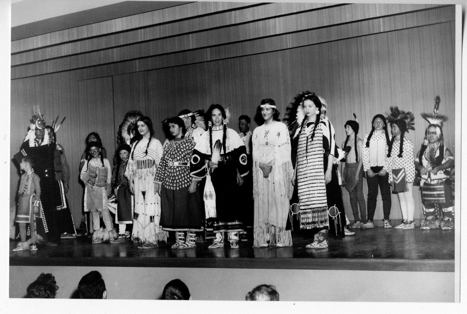 Native Costumes