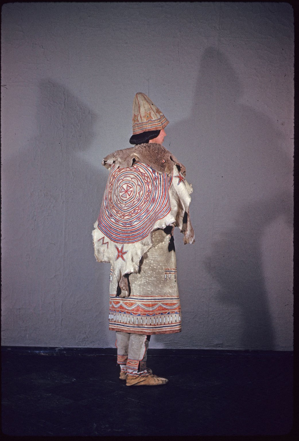 Naskapi Native Costume
