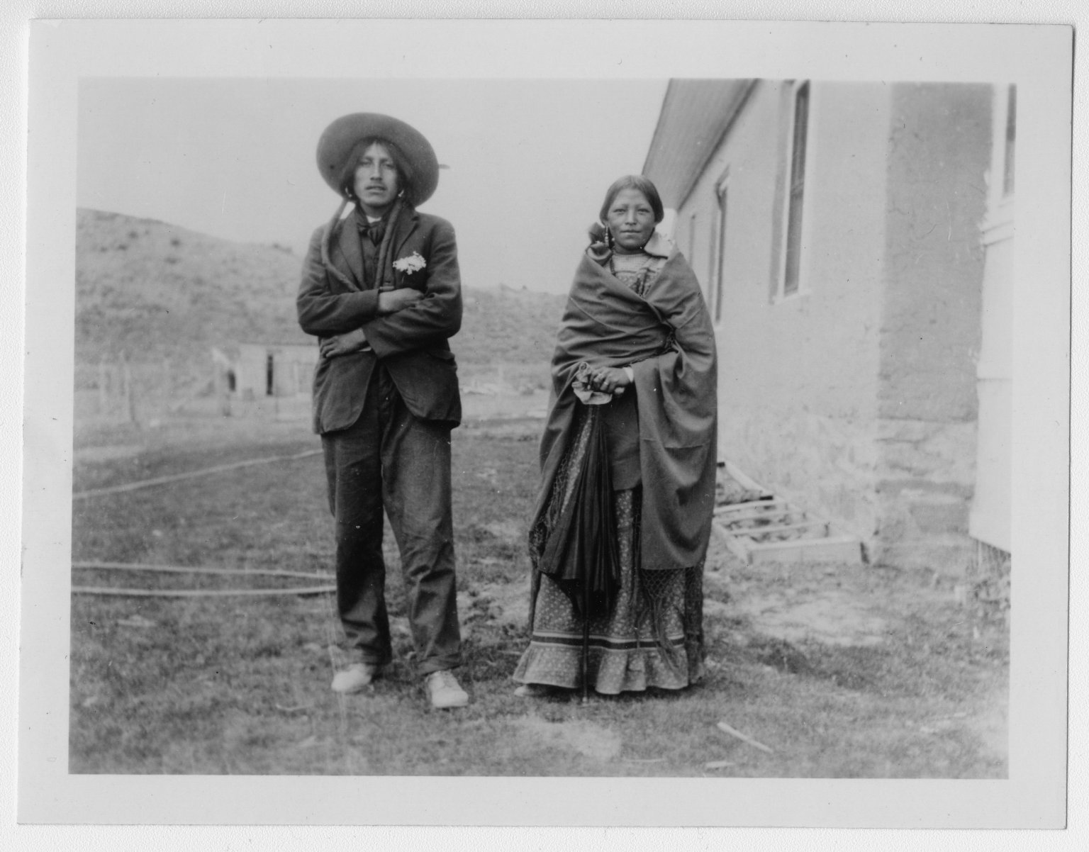 Mr. and Mrs. Cevero Caramilla
