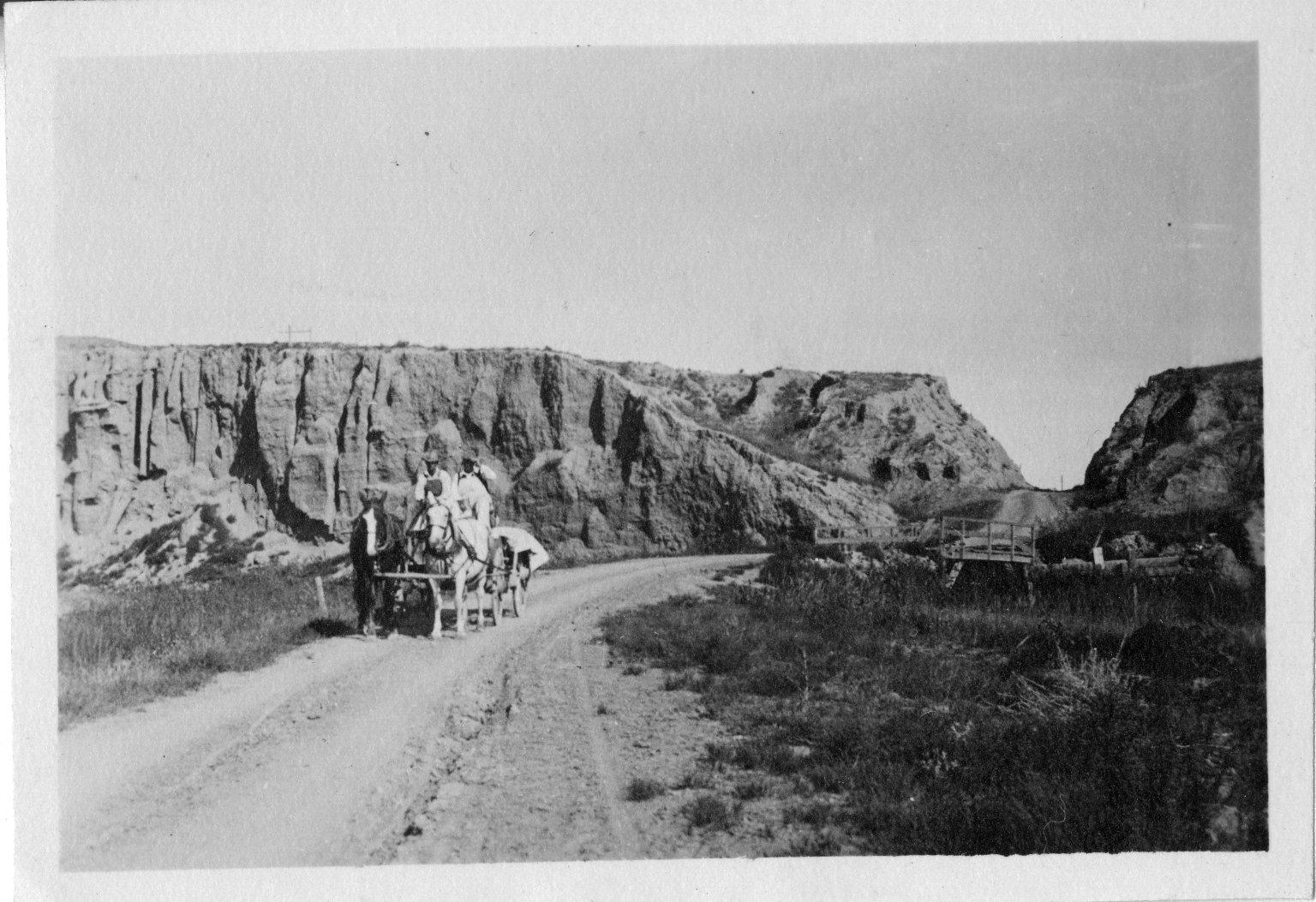 Colorado Museum of Natural History Field Wagon