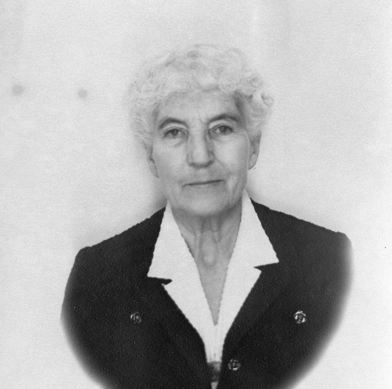 Portrait of Ruth Underhill