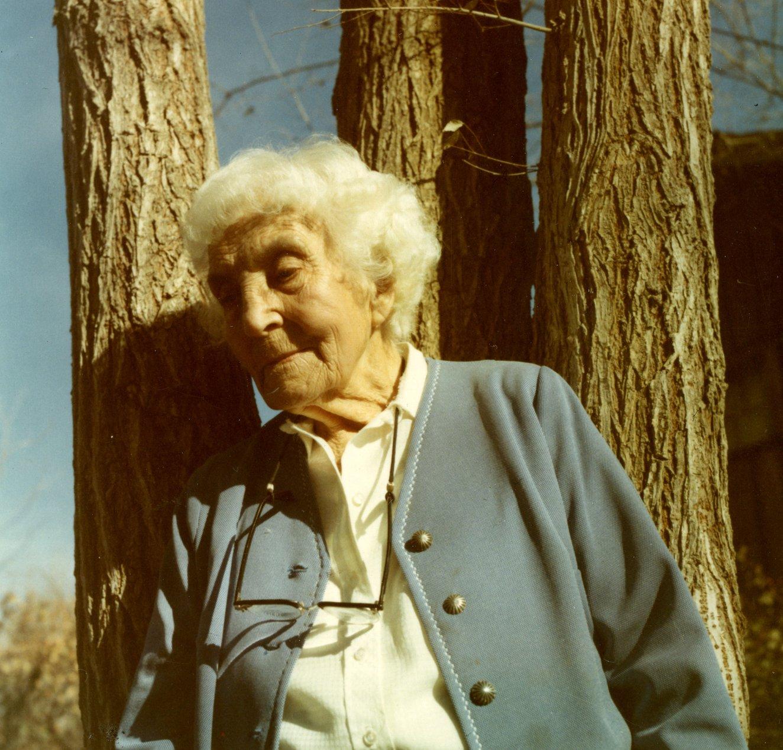 Portrait of Ruth Underhill