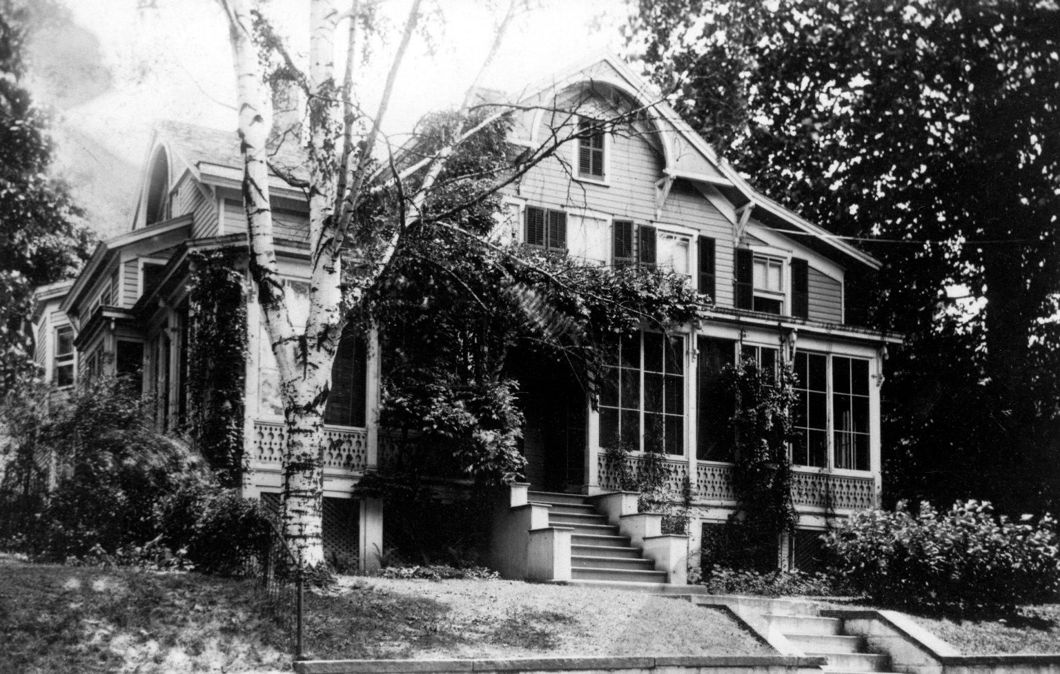 Ruth Underhill's Childhood Home