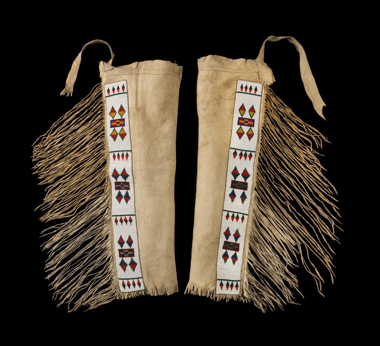 Man's Leggings, Niitsitapii