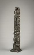 Haida Miniature Totem Pole