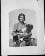 Portrait of Pawnee Man
