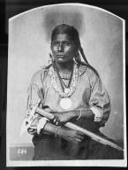 Pawnee Man, Portrait