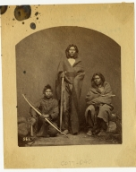 Pawnees- group portrait