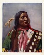 Left-Hand Bear Ogallala (sic) Sioux Chief