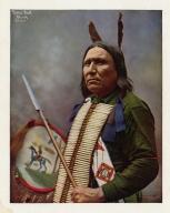 Bear Foot Chief Brule