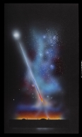 Planetarium Art for Gateway to Infinity