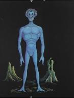 Planetarium Art for Martian Stargazers