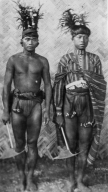 Two Kalinga men
