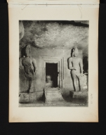 The Linga Shrine in Elephanta, India.