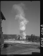 Fieldwork at Yellowstone National Park