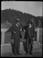 John and Alfred Landberg
