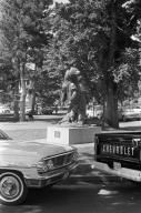 Grizzly Bear Statue