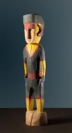 Melanesian figurine