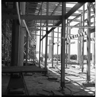 Southwest Wing Construction