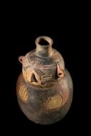 Paracas necked jar