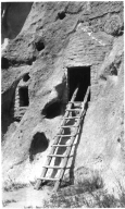 Ruins at Bandelier National Monument