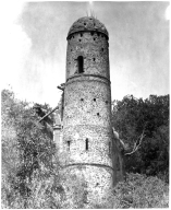Tower at Gondar, Ethiopia