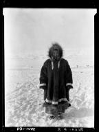 Eleanor Allen in Wainwright, Alaska