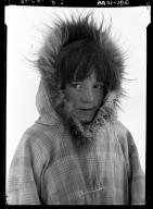 Alice Allen in Wainwright, Alaska