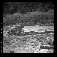 Round ruins