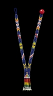 Seminole Glass Bead Necklace