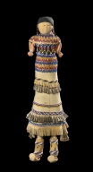 Western Apache Doll