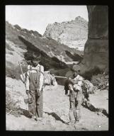 Two Acoma boys