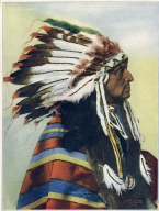 Chief Red Shirt, Sioux