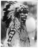 John P. Kuhns at Hopi Adoption Ceremony