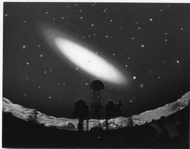 Planetarium Equipment, 1950-1960 from Print Box.236