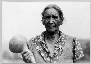 Seneca Woman