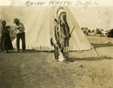Chief White Buffalo- Souix Tribe