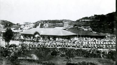 Market in Philippines