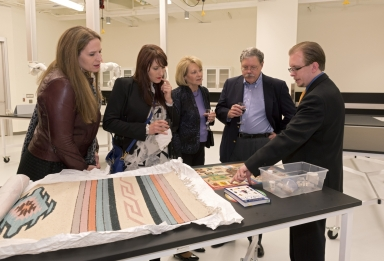 Opening Event for the New Education and Collections Facility (ECF)