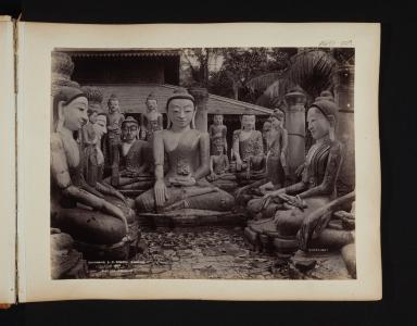 Gaudamas S. D. Pagoda.