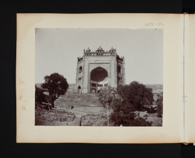 Buland Darwaza in Agra, India.