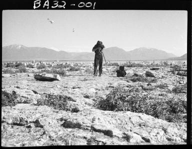 Fieldwork in Utah