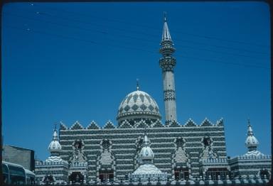 Abu Darwish Mosque in Amman, Jordan