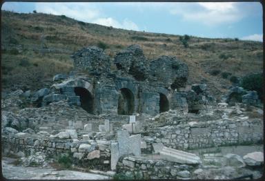 Bath of Varius at Ephesus