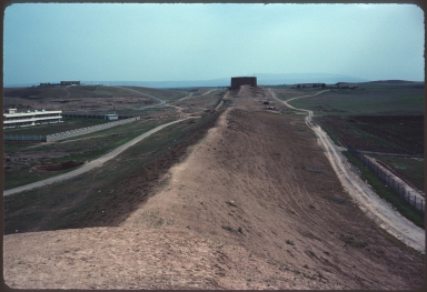 Walls of the ancient Assyrian city of Ninevah