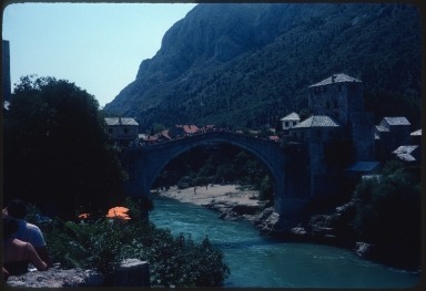 Stari Most (Old Bridge)