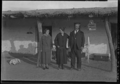 Lecam family in Providence of San Juan; Argentina