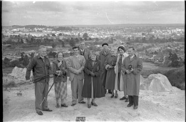 Field team in Ballarat