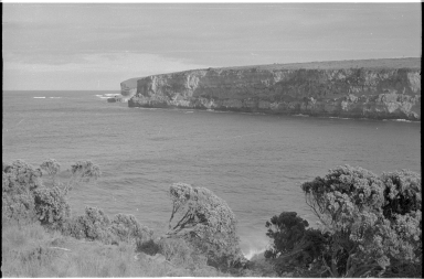 Coastline at Port Campbell