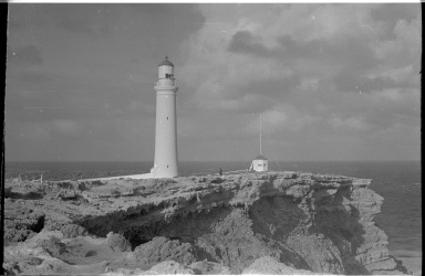 Lighthouse on Cape Nelson